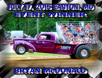 2015 EASTON/LA PLATA EVENT WINNERS
