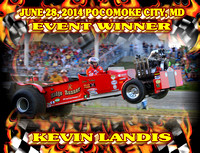 JUNE 28, 2014 POCOMOKE CITY, MD EVENT WINNERS